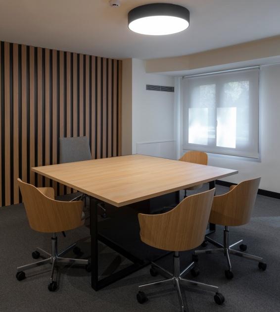 Silla Kaiak en oficina de Bizkaia