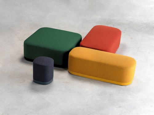 Puck Lounge, the big brother of the collection — Enea Design