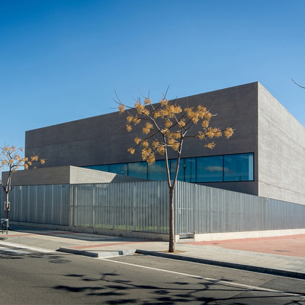 Últimos proyectos: Biblioteca Pere Anguera — Enea
