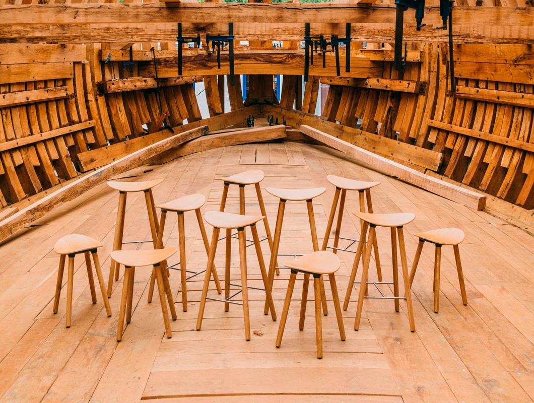 Enea Design - Coma Wood