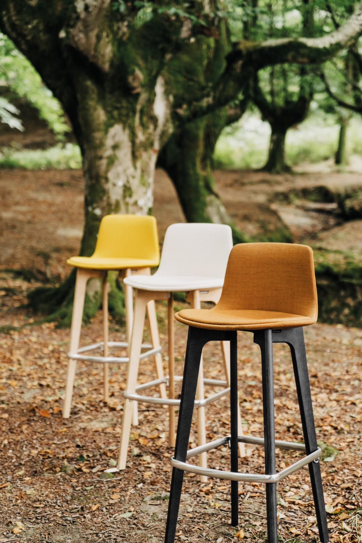 Lottus Wood taburetes