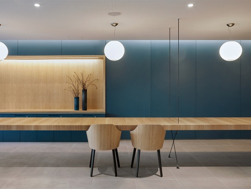 Design and functionality at Raiffeisen Pierre Pertuis bank — Enea Design