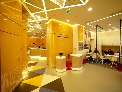 BL  Associates  vuelve  a  apostar  por  Enea  en  Banca  Transilvania — Enea Design