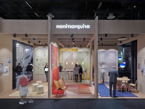 Our collections were exhibited at imm cologne — Enea Design