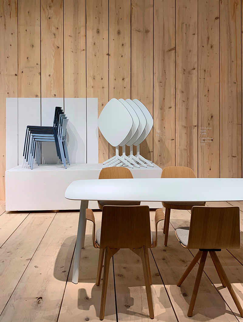 Enea at Stockholm Furniture Fair 2020