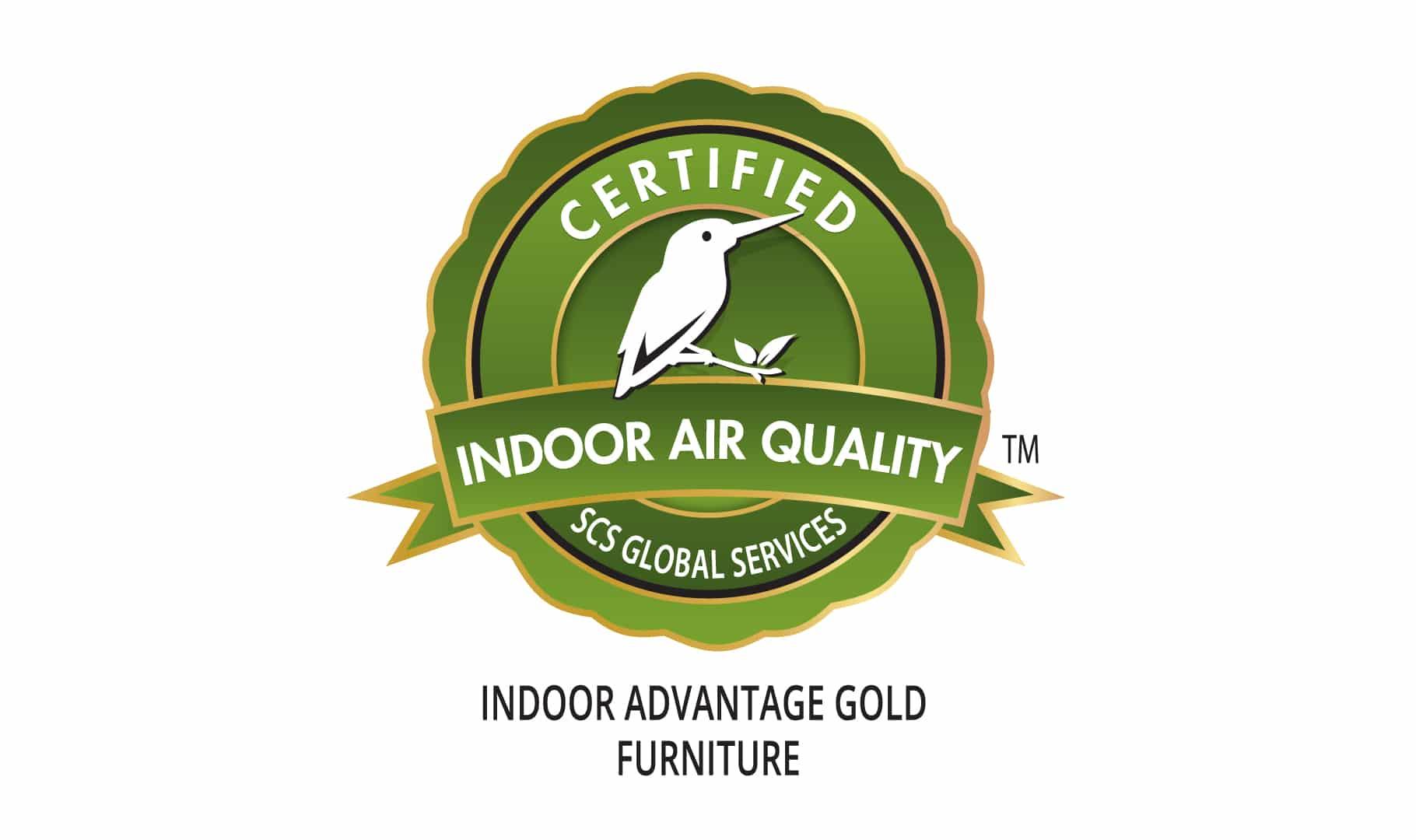 Indoor advantage gold furniture