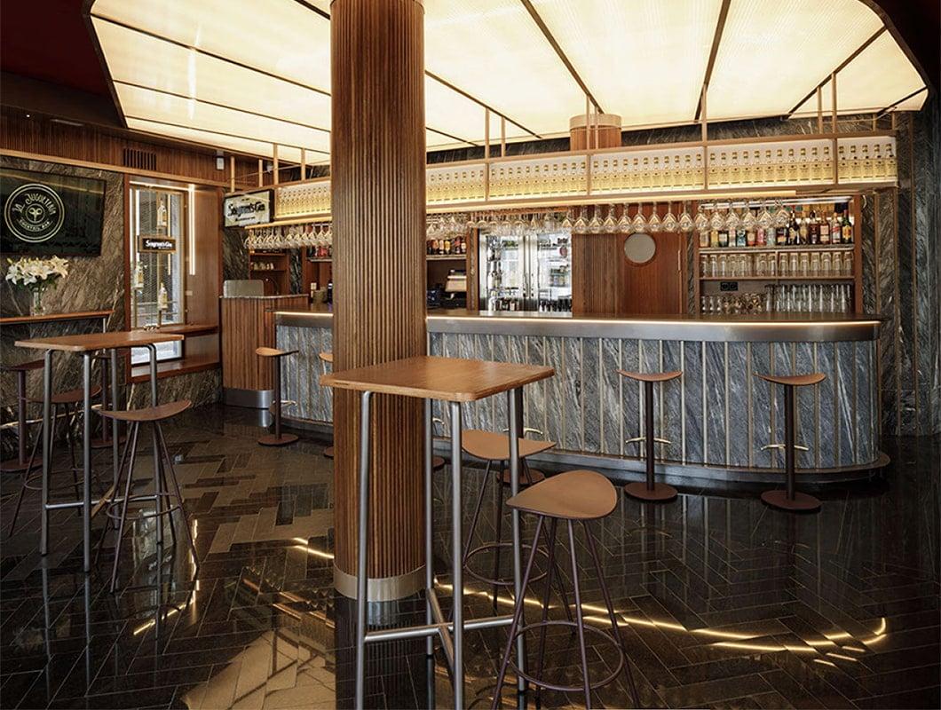 La Juguetería Cocktail Bar — Enea Design