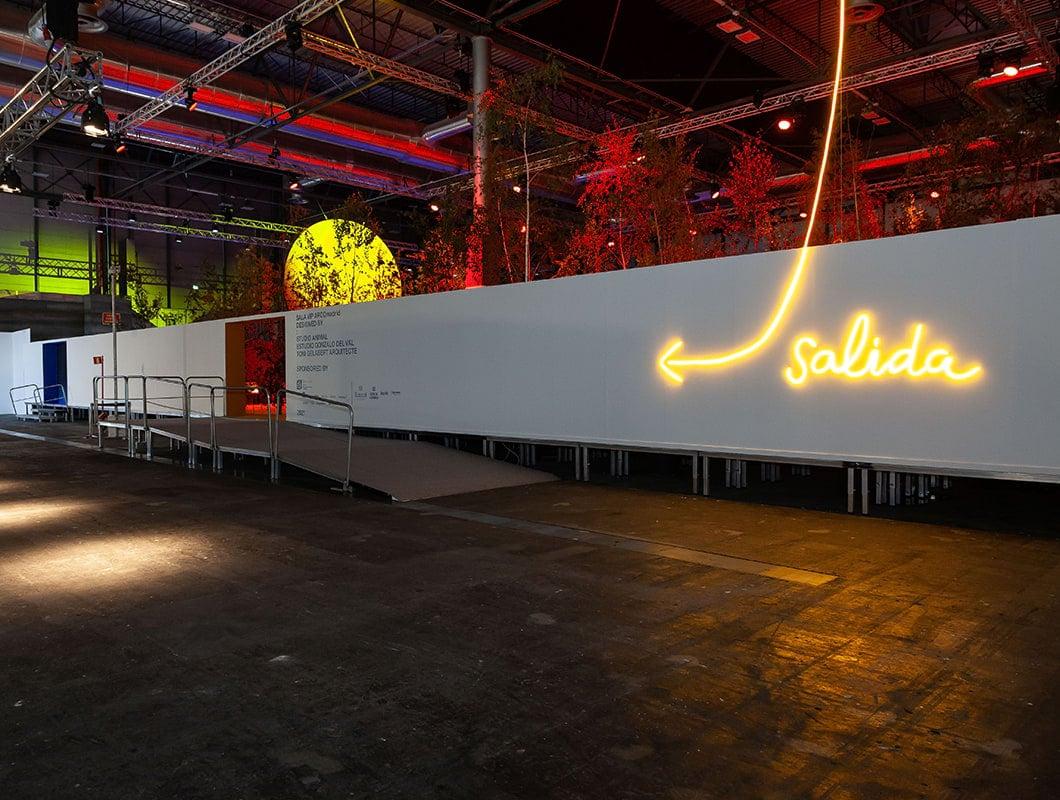 ARCOmadrid – Salle VIP — Enea Design