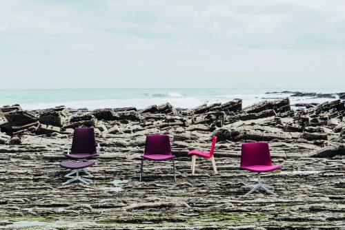 Amueblar espacios contract con Lottus Lounge — Enea Design