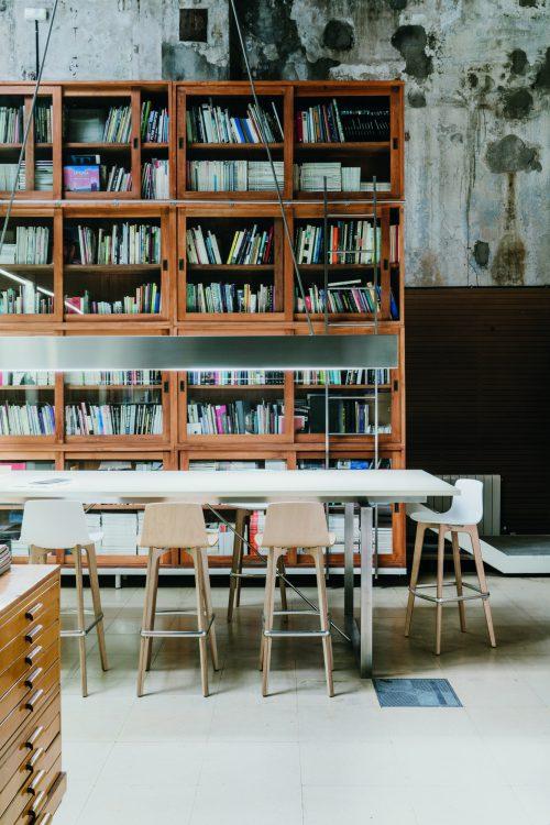 Mobiliario para nuevos entornos de trabajo — Enea Design