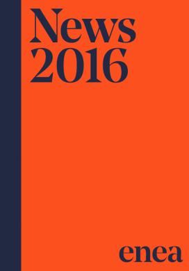 Enea News 2016 — Enea