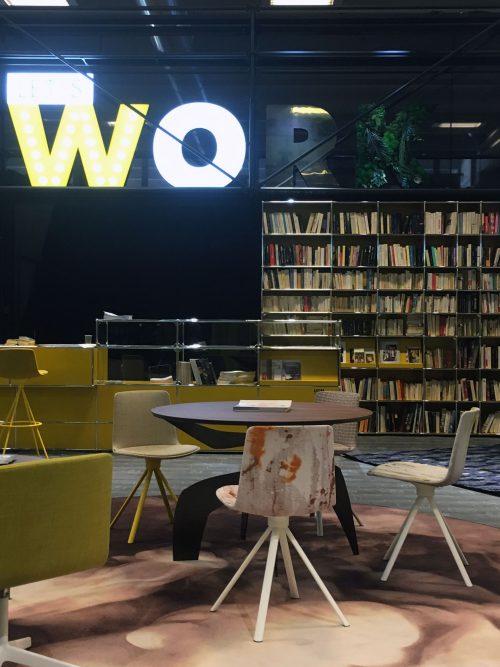 Nuevos códigos de mobiliario para hospitality en Equip Hotel París — Enea Design