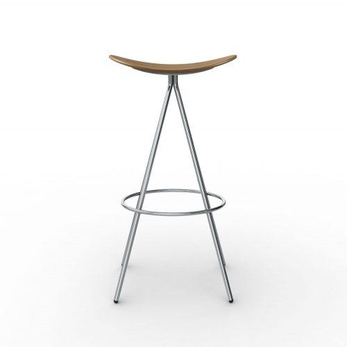 Coma 4L, un taburete funcional para espacios públicos y entornos domésticos — Enea Design
