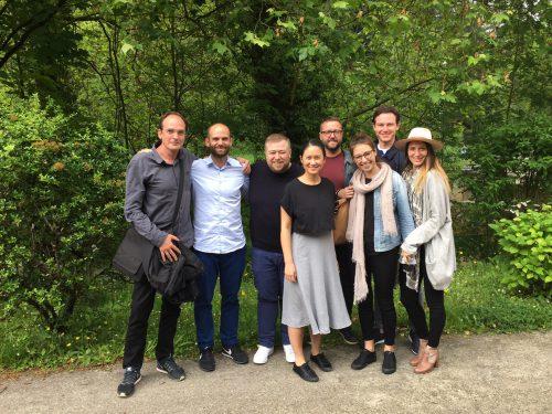 Arquitectos australianos visitan ENEA — Enea Design