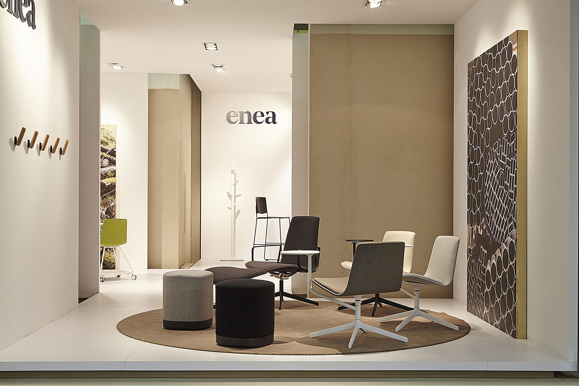 ENEA's experience at Orgatec 2016, new visions of work