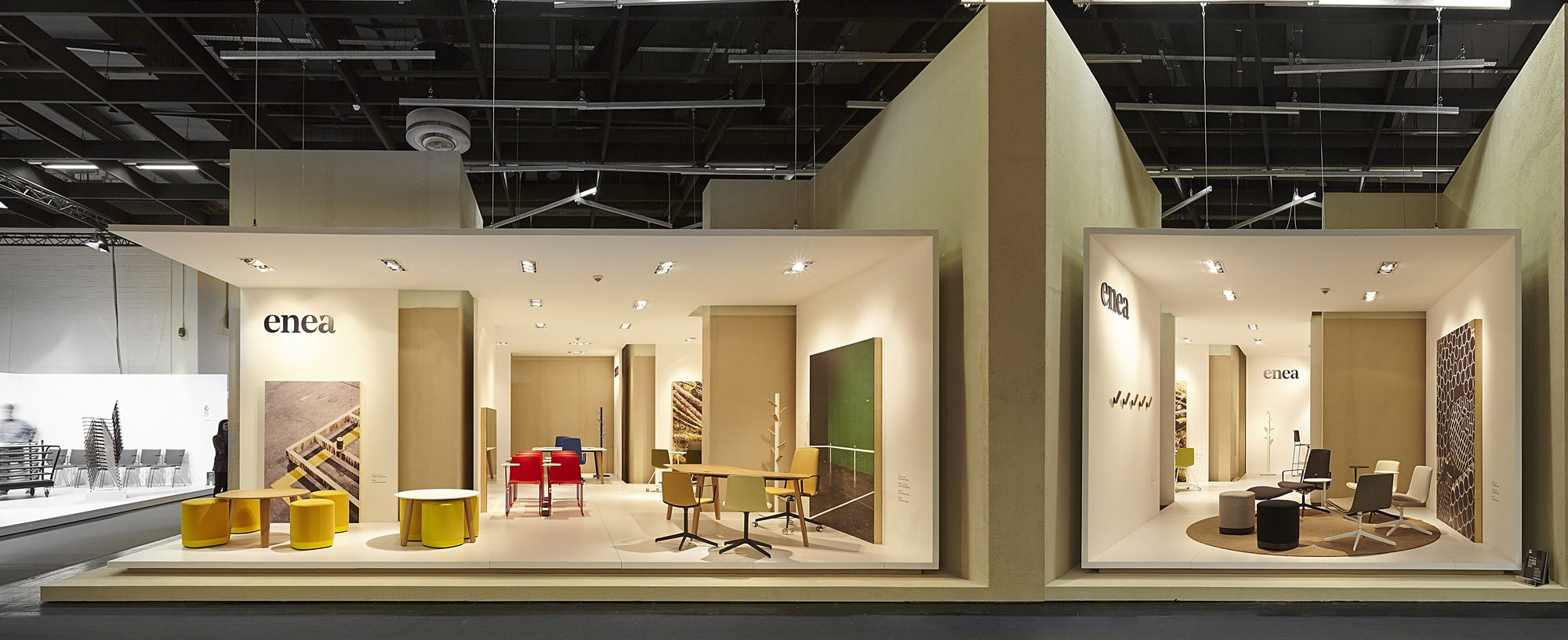 Enea S Experience At Orgatec 2016 New Visions Of Work