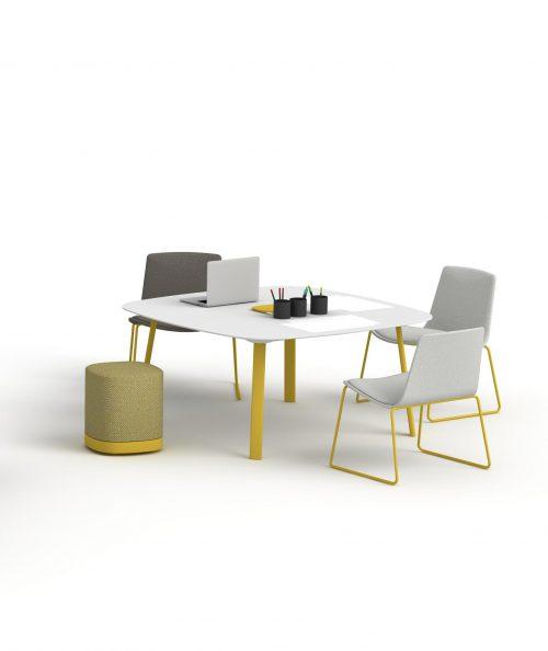 """Las propuestas de mobiliario """"soft office"""" de ENEA en Orgatec 2016 — Enea Design"""