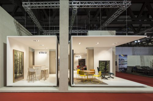 Enea at salone del mobile milano 2016 for Salone design milano