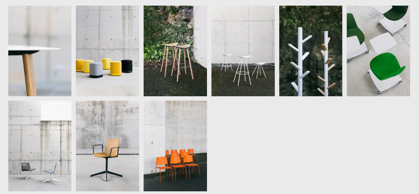 News 2017 catálogo enea design nuevos productos