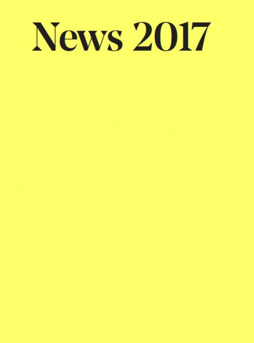 News 2017, the catalogue with the latest novelties — Enea Design