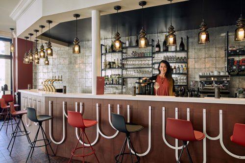 Elegancia Lottus en Le Gran Hôtel du Midi — Enea Design