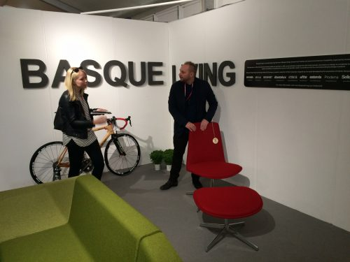 ENEA en Basque Living Nantes y Clerkenwell Design Week con Habic — Enea Design
