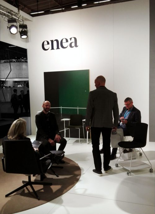 Stockholm Furniture Fair 2017, nuestra experiencia — Enea Design