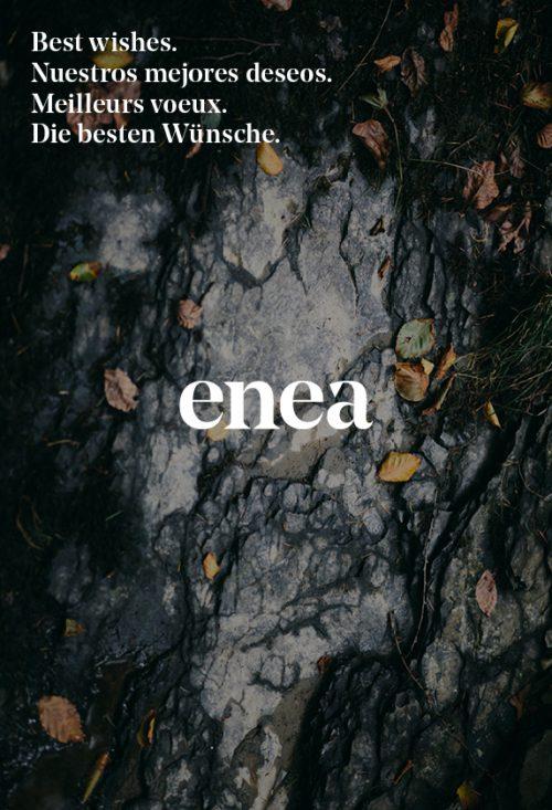 Feliz Navidad 2016 — Enea Design