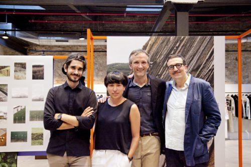 """Inauguración Exposición """"Crafted Industry"""" — Enea Design"""