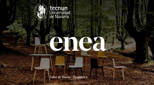 Tecnun, Escuela de Ingenieros, visita ENEA — Enea Design