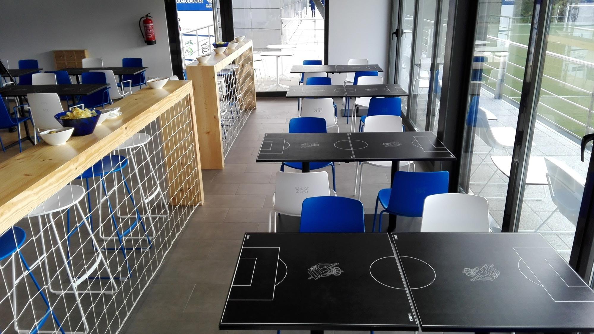 Harrobi bar real sociedad lottus enea design