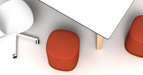 Puck, el nuevo puf funcional de ENEA — Enea Design
