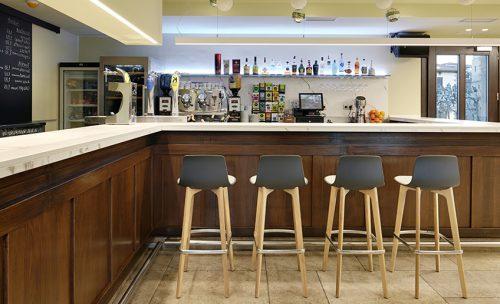 La ubicuidad de Lottus en el Imaz Hotel — Enea Design