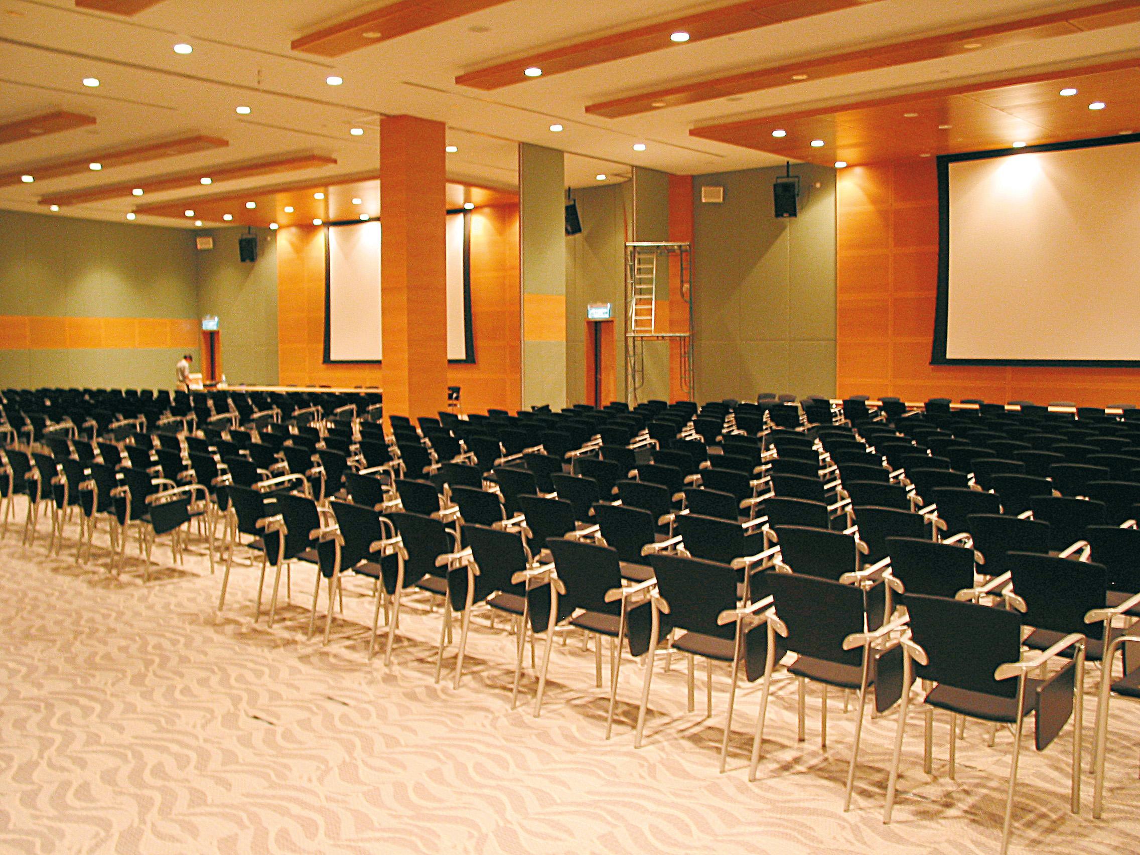 Centro Internacional de Convenciones de Putrajaya — Enea Design