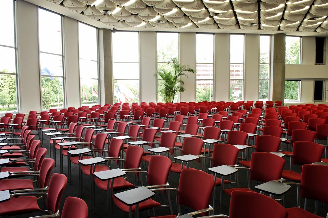 Palacio de Congresos de Estrasburgo — Enea Design