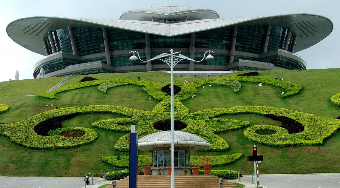 Putrajaya International Convention Centre — Enea Design