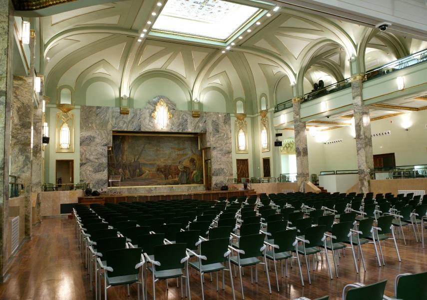 Auditorium Caja Aragón — Enea Design