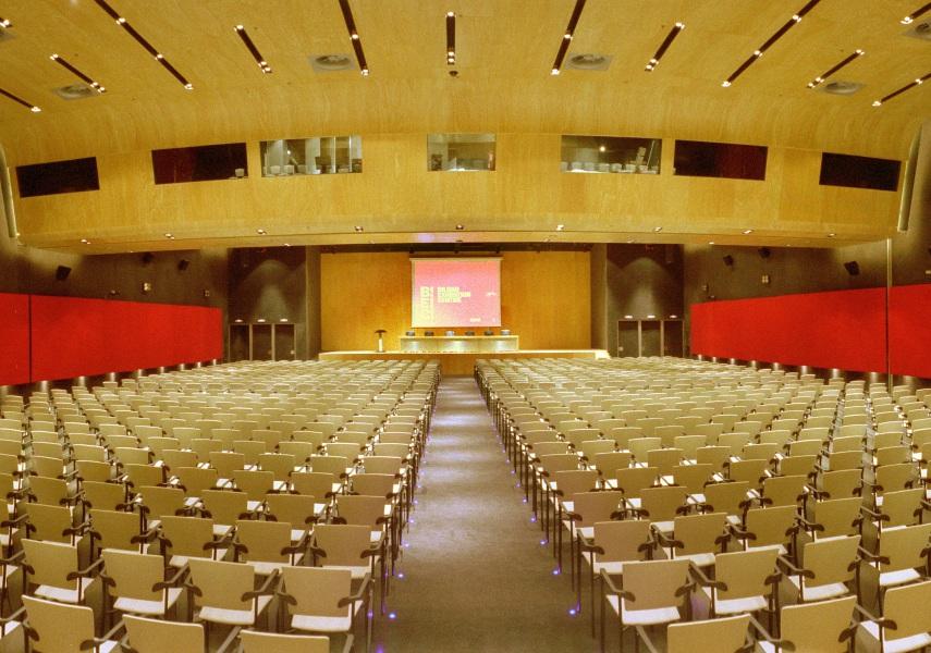 BEC  Bilbao  Exhibition  Center — Enea Design
