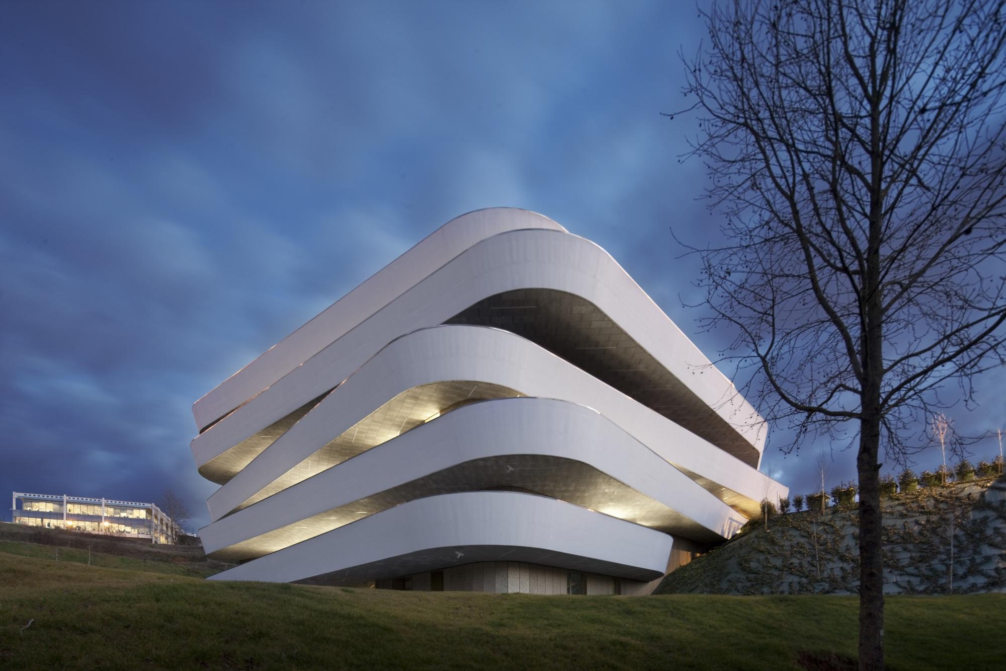 Basque Culinary Center — Enea Design