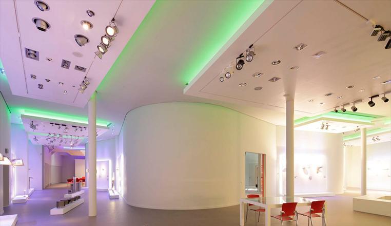 Sede de iGuzzini — Enea Design