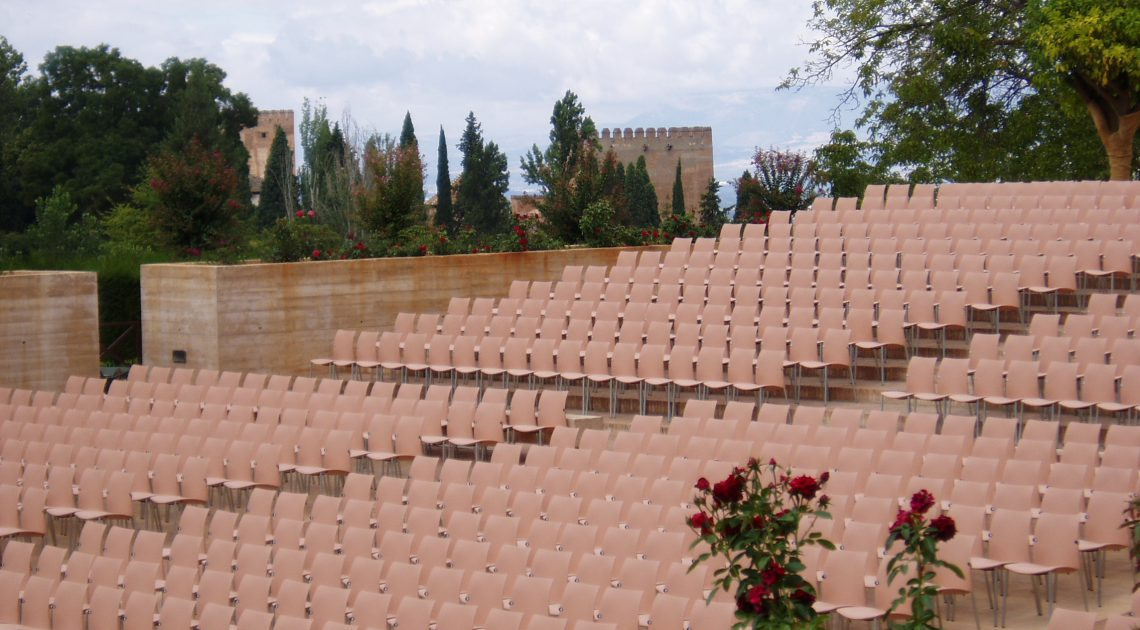 Generalife, Alhambra — Enea Design