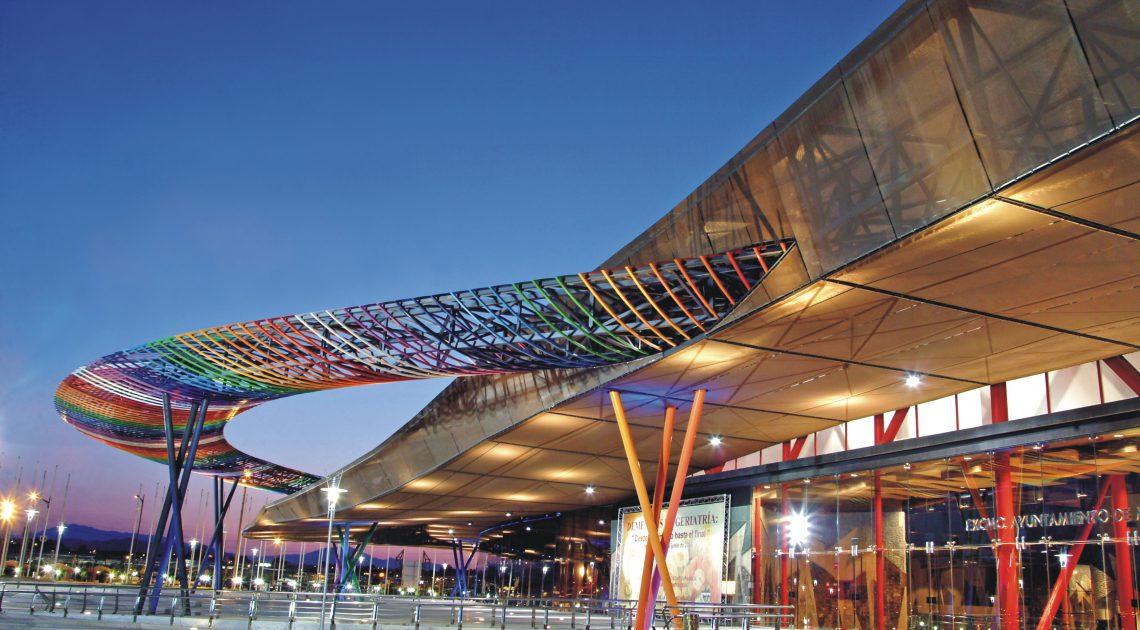 Malagako  Kongresu  Jauregia — Enea Design