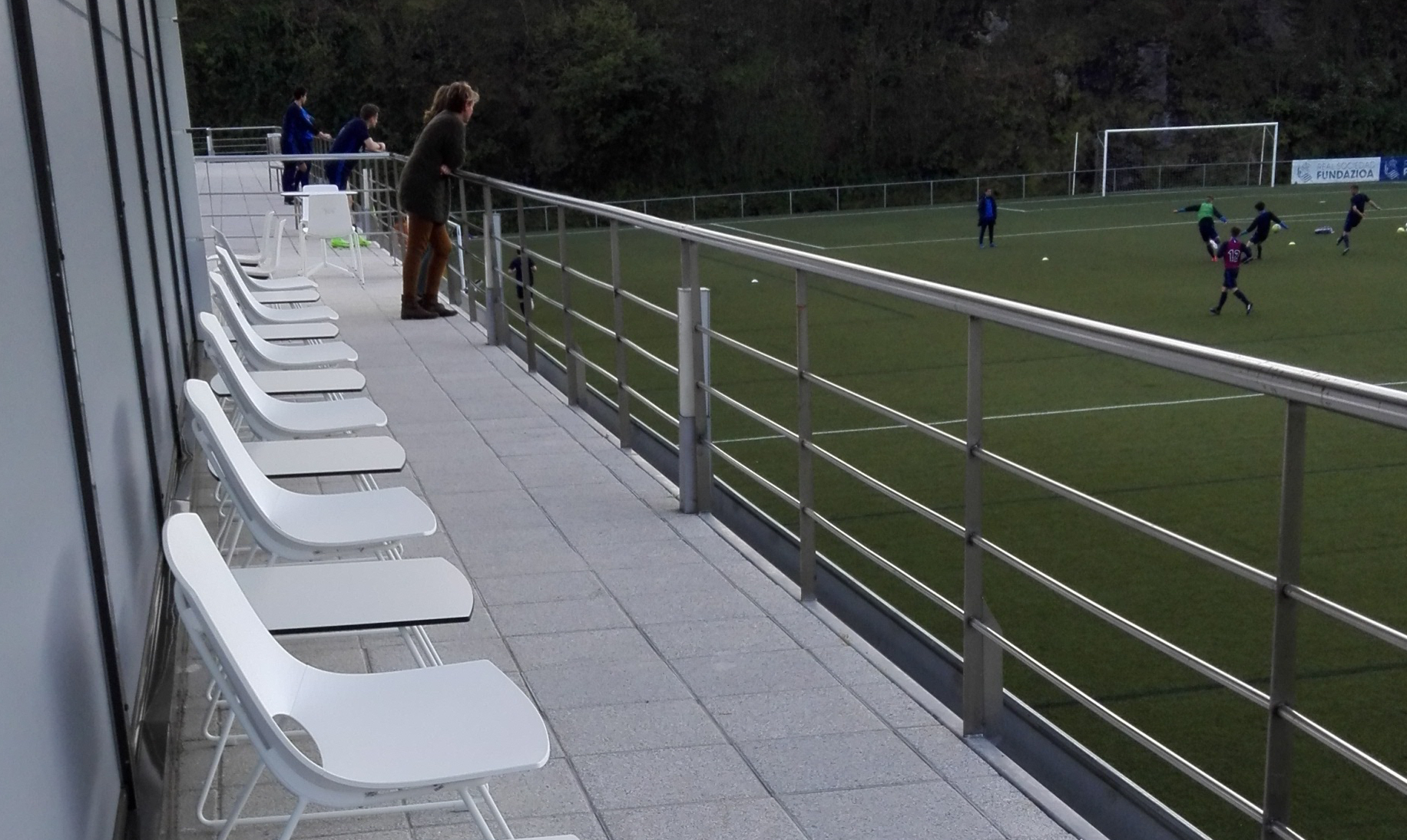 Bar Harrobi – Real Sociedad de Fútbol — Enea Design