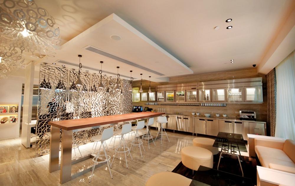 Hind  hotela — Enea Design