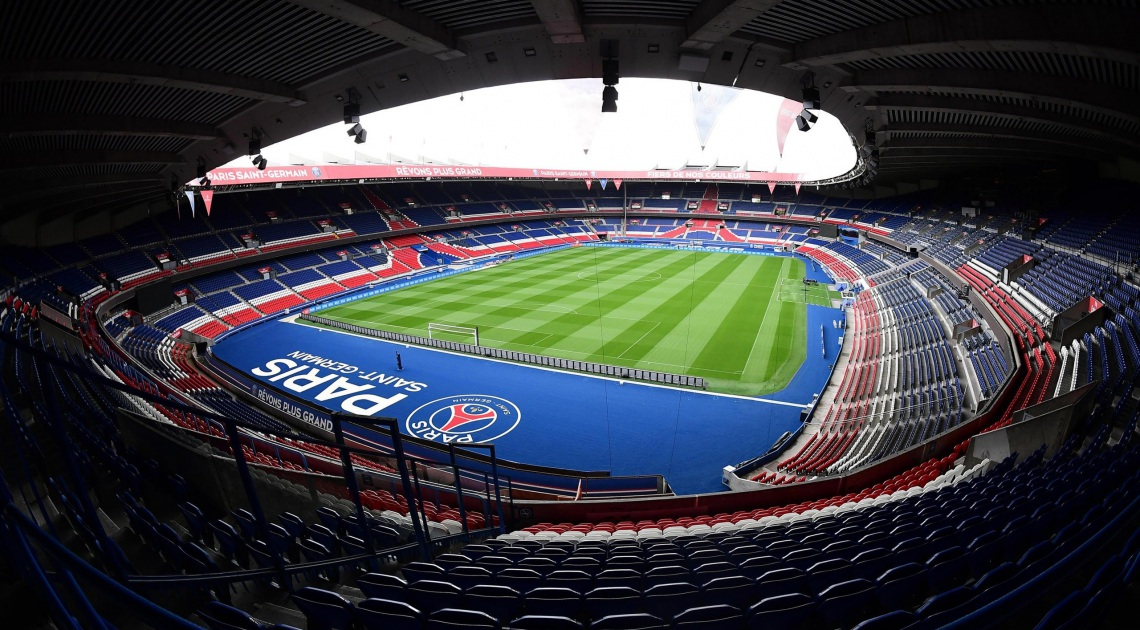 Paris  Saint  Germain  estadioa — Enea Design