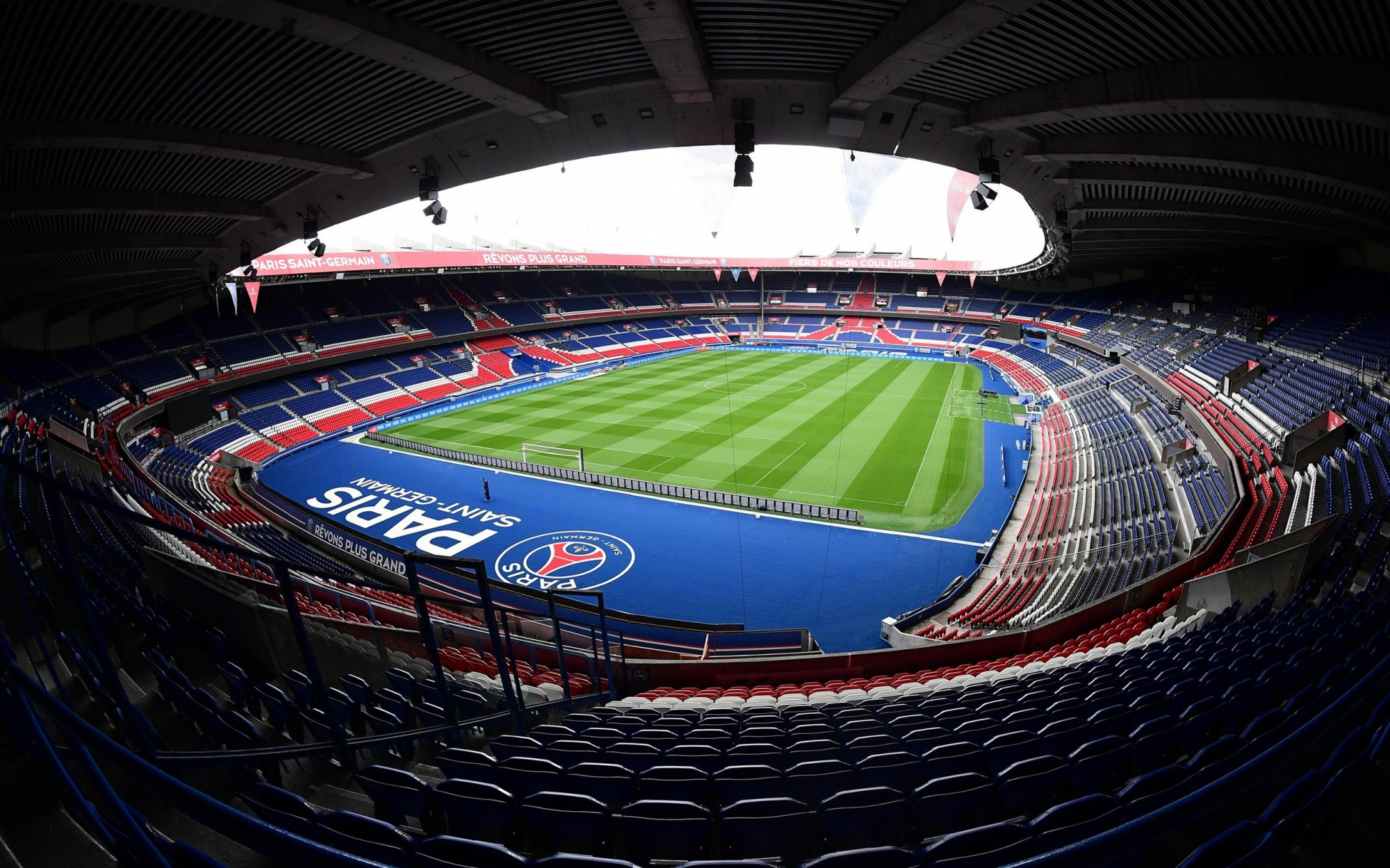 Estadio Paris Saint Germain — Enea Design