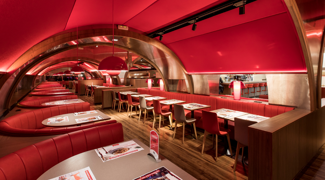 VIPS Beatriz en Madrid — Enea Design