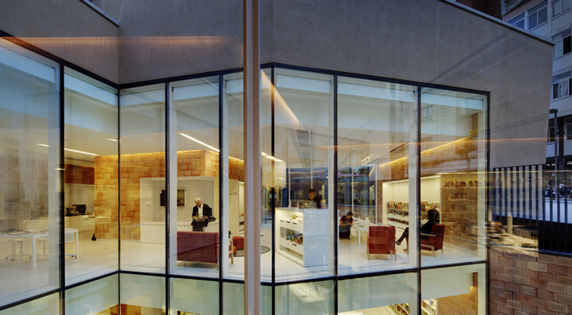 Biblioteca Joan Maragall — Enea Design
