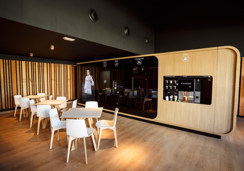 Come Restaurant de Button Gourmet — Enea Design