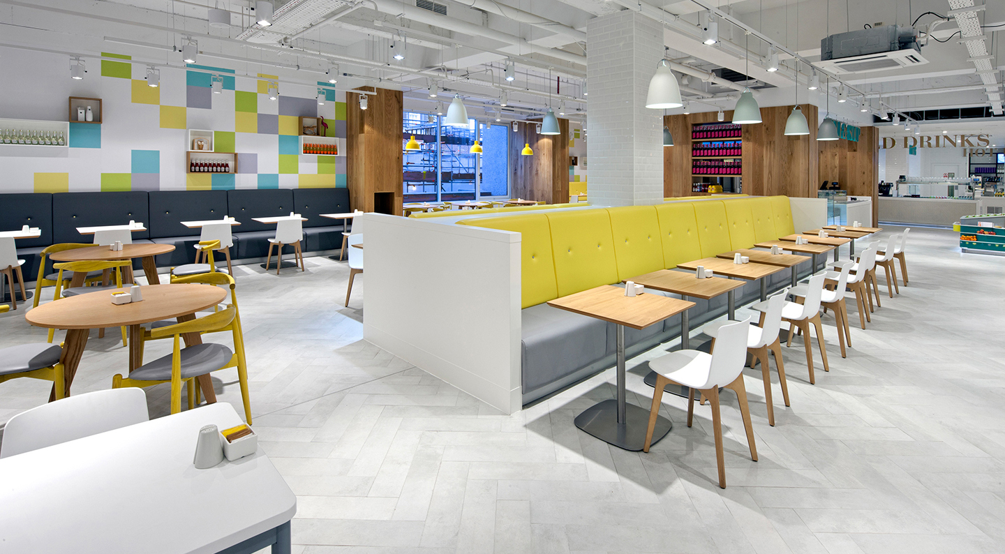 Debenhams'  Oxford  Street  flagship — Enea Design
